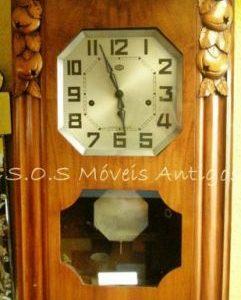 Relógio Carrilhão Francês L:0,40 P:0,18 A:0,67