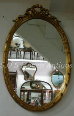 Espelho Luís XVI A:0,96 L:0,58