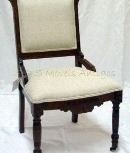 01 Cadeira Império Francês