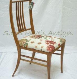 01 Cadeira Anos 50 Perobinha Do Campo
