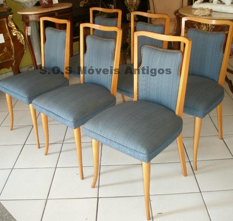 Cadeira Década de 50 ... 27d21194fff8b