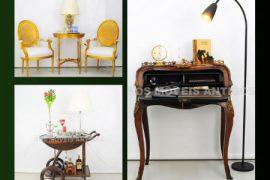 Antiguidades de móveis