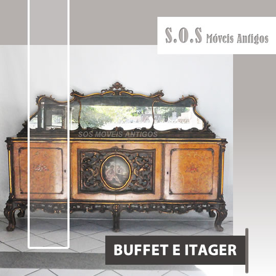 Buffet e Itager sos
